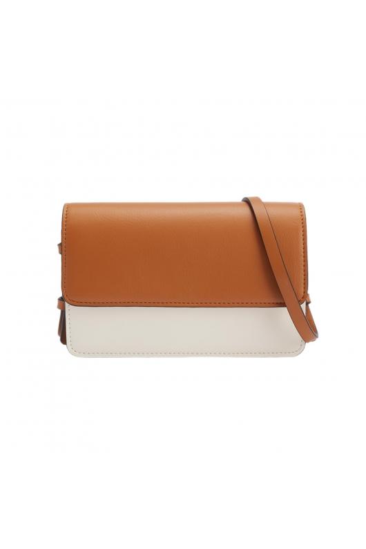 Crossbody/Belt Bag AMARETO Camel S