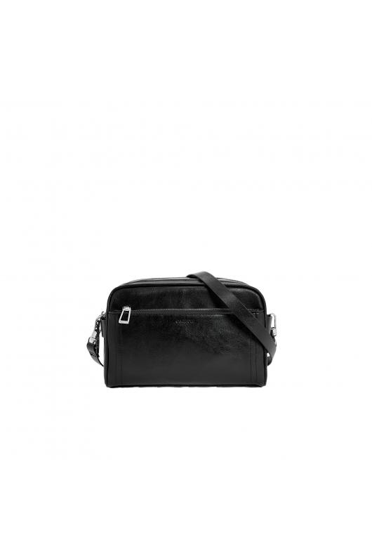 Crossbody Bag QUINCY Black M