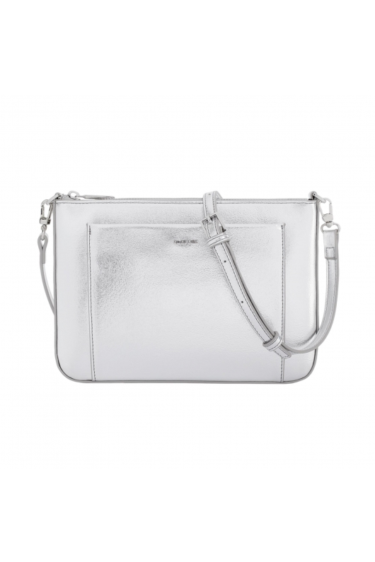 Crossbody Bag FAME Silver S