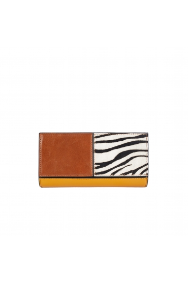 Wallet YORK2 Yellow L