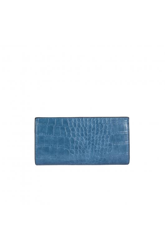 Wallet YORK2 Blue L