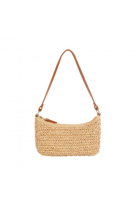 Crossbody Bag CARAMEL  Ecru S