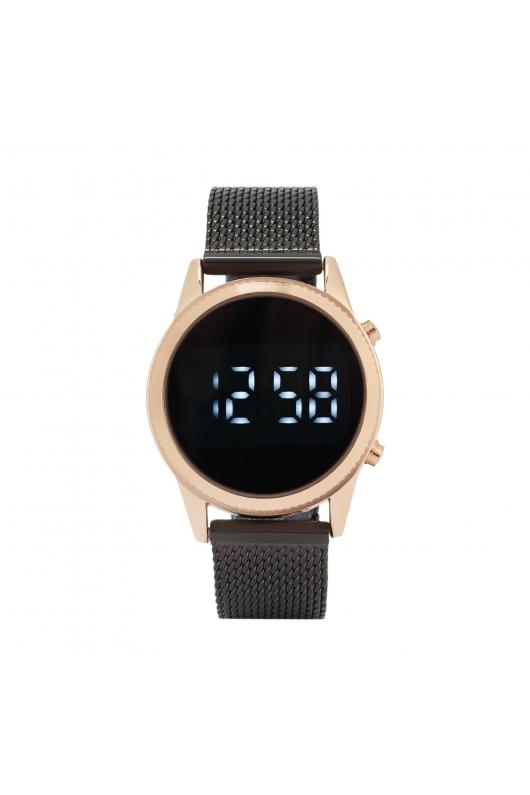 Digital Watch Black