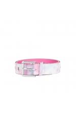 Medium Width Belt Pink U
