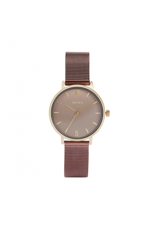 Casual Watch Brown