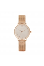 Casual Watch Rose Gold