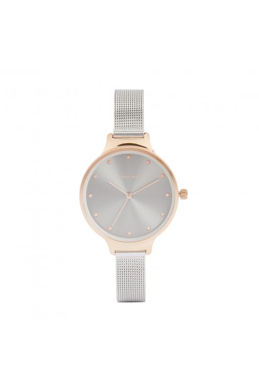 Casual Watch Light Grey