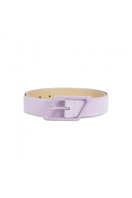 Medium Width Belt Lilac U