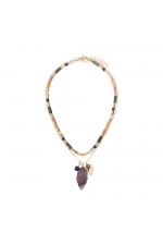 Set of Necklaces BOREAL WIND Halftone Multicolor