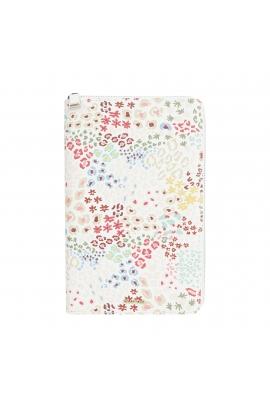 Notebook BASIC MIX FLOWER Ecru M