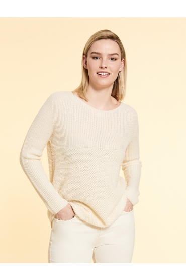 PULOVER TRICOT, DIN LANA