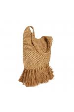 Shopper Bag AMADI TOTAL LOOK Straw M