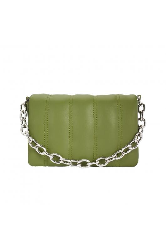 Envelope Bag SQUARE Green M