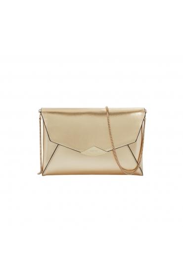 Crossbody Bag TRAPEZE Gold S