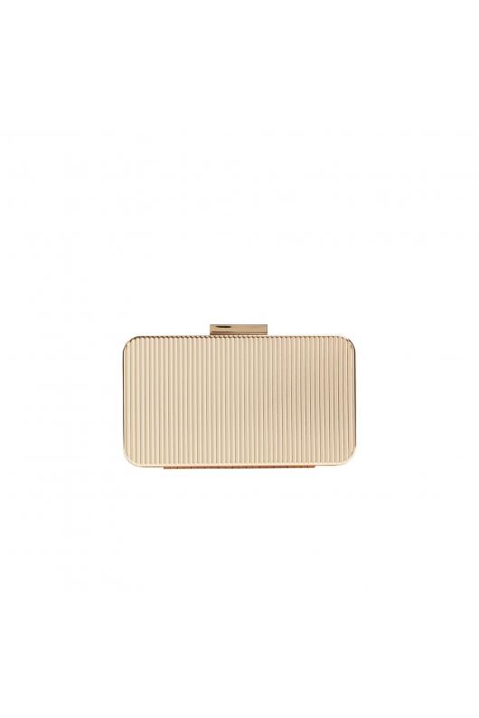 Box Bag SEAGULL Gold S