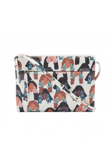 Crossbody Bag BALLOON Ecru S