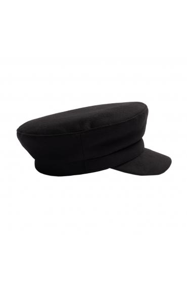 Newsboy Hat ZAMBURINA Black U