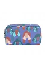 Pencil Case Pillow Purple M