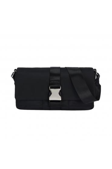 Shoulder Bag WRINK2 Black S