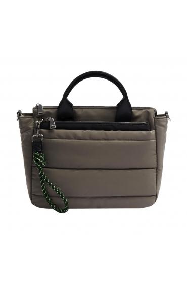 Tote Bag WRINK2 Khaki M